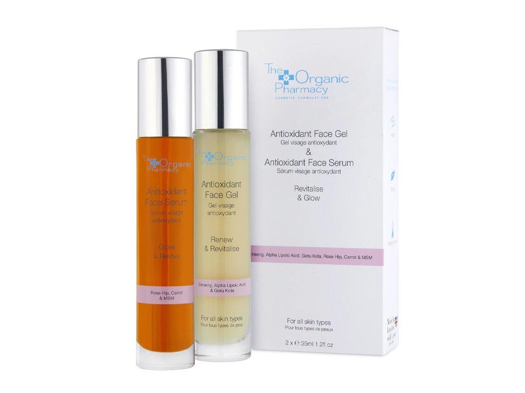 The Organic Pharmacy Antioxidant Duo Aurio 01