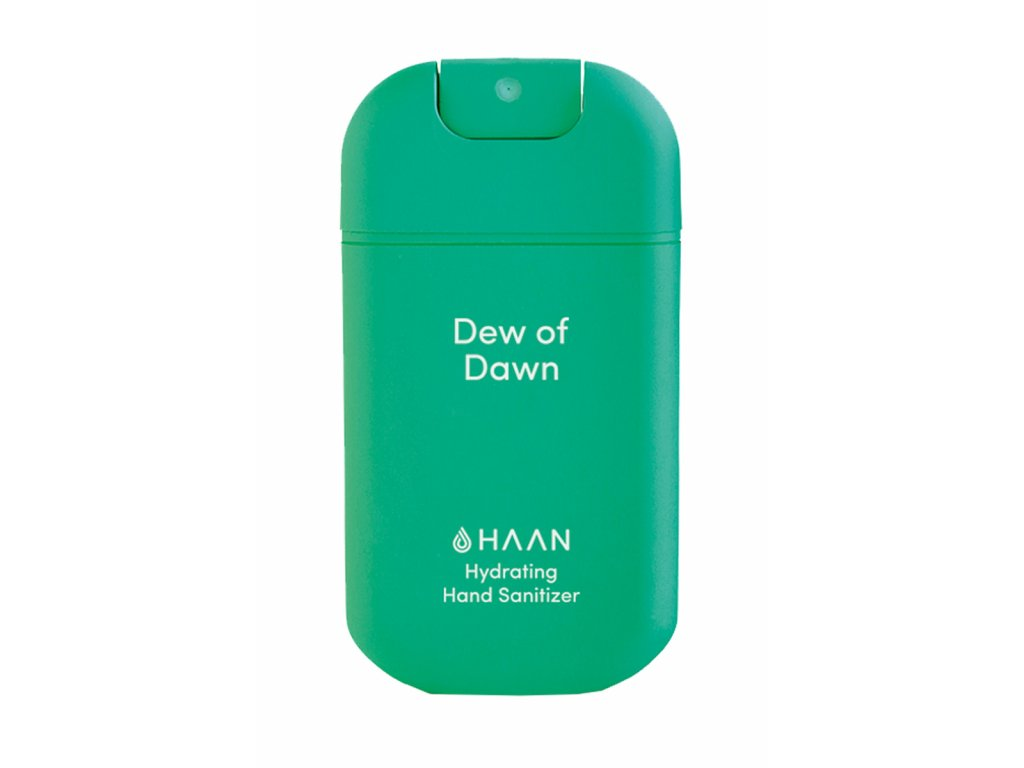 haan sanitizer dew of dawn aurio