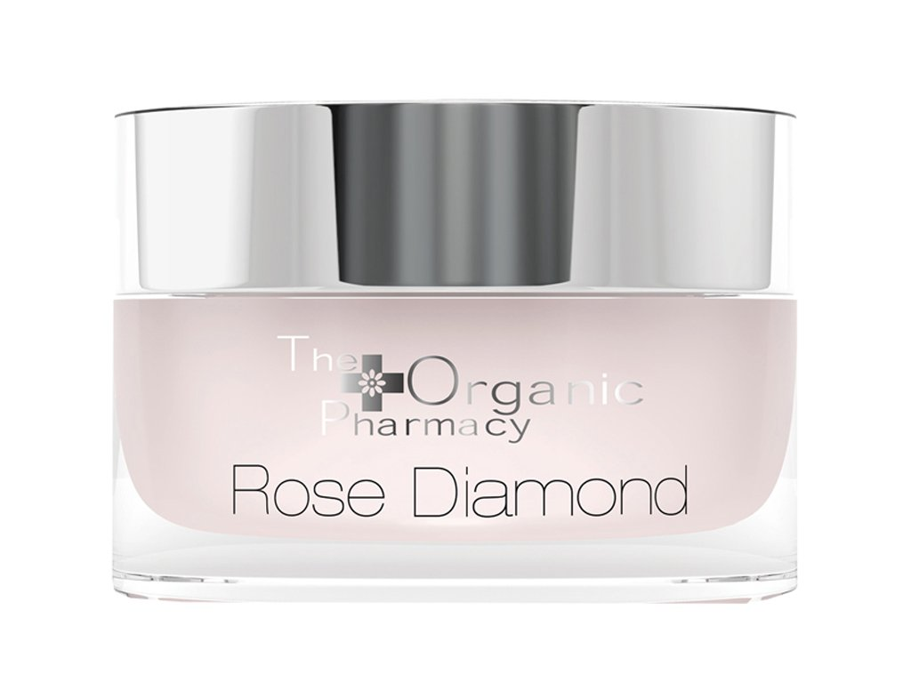 the organic pharmacy rose diamond face cream 5060063496023 AURIO 1