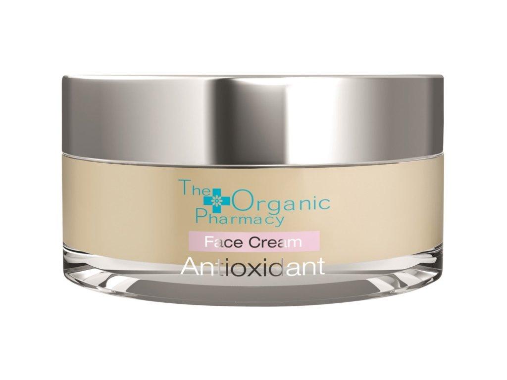 The Organic Pharmacy Antioxidant Face cream 5060063490007 AURIO1