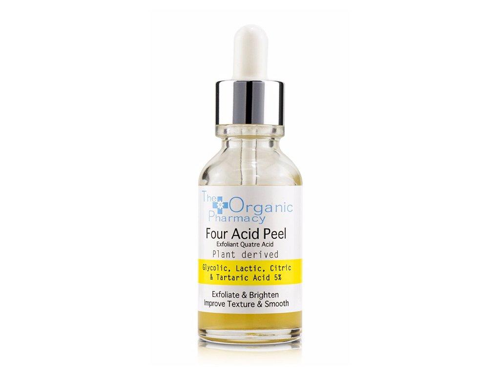the organic pharmacy four acid peel 5060373520296 AURIO 1