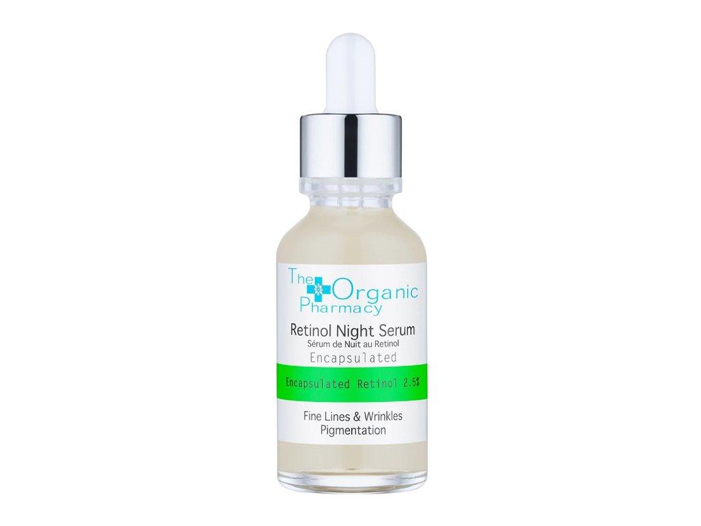 the organic pharmacy retinol night serum 5060373520319 AURIO 1