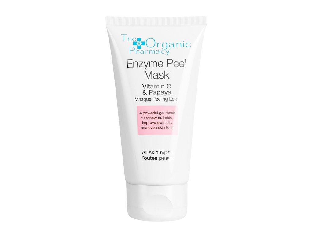 the organic pharmacy enzyme peel mask 5060373520043 AURIO 1