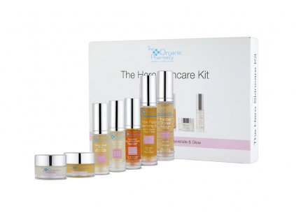 the organic pharmacy new hero skincare kit 5060373521019 AURIO 1