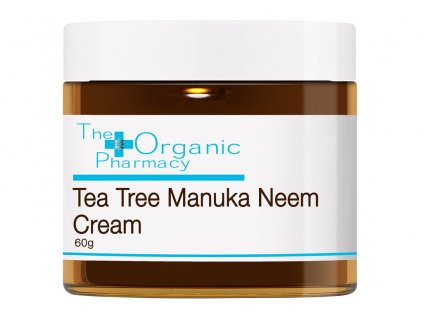 The Organic Pharmacy Tea Tree Manuka Neem Cream5060063493794 AURIO 1