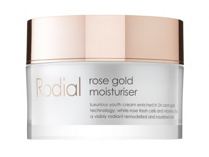 ROSE GOLD MOISTURISER 50ML AURIO 01