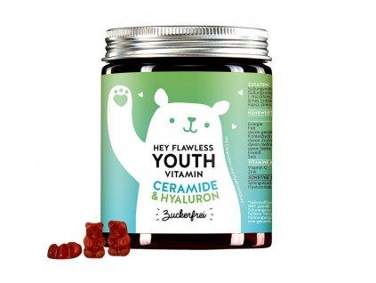 Bears With Benefits Hey Flawless Youth anti age vitaminy pro pleť s ceramidy bez cukru Aurio 01