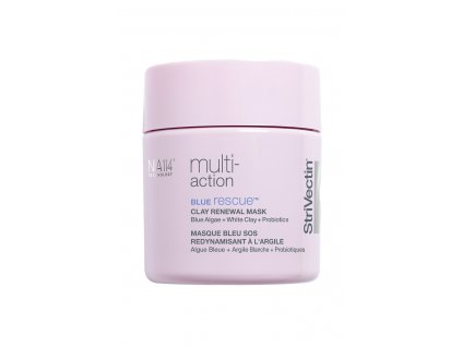 strivectin blue rescue clay renewal mask AURIO