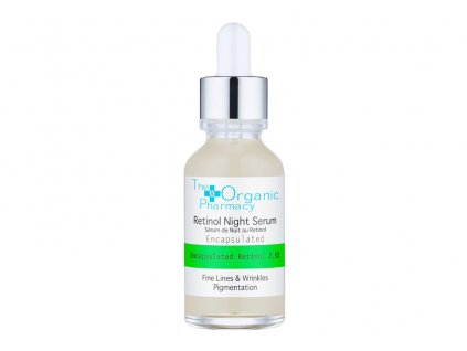 the organic pharmacy retinol night serum 5060373520319 AURIO 1