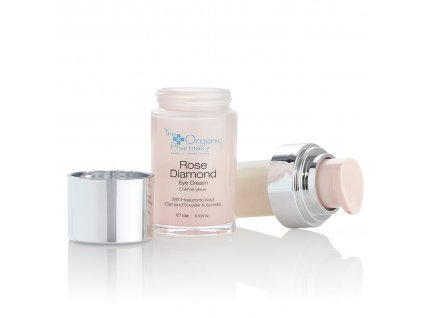 the organic pharmacy rose diamond eye cream 5060063497280 AURIO 1