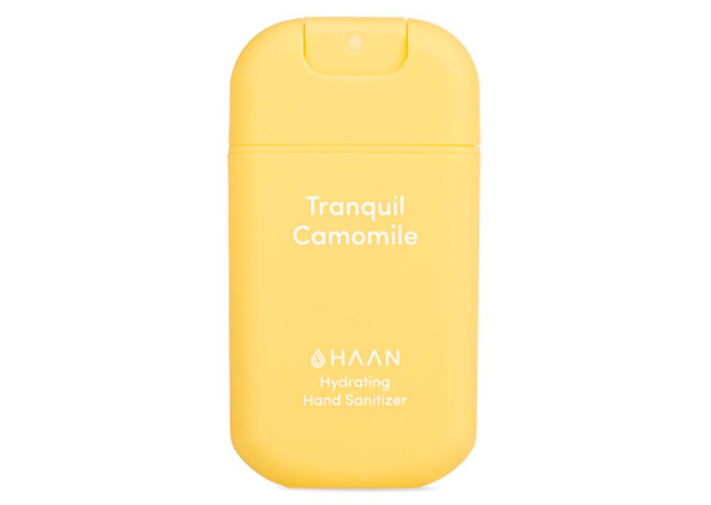 HAAN Tranquil Camomile antibakteriální čisticí sprej na ruce