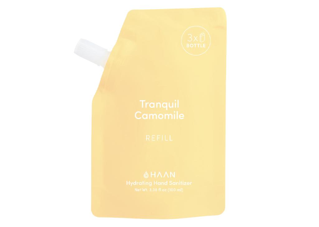 HAAN Tranquil Camomile - náhradní náplň do antibakteriálního spreje