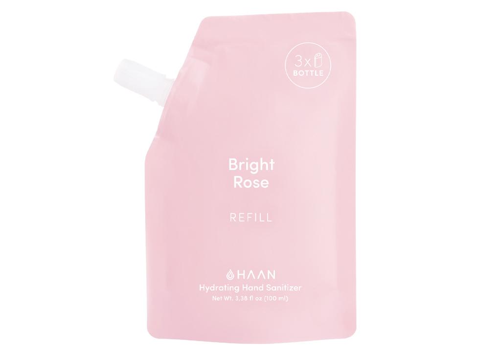 HAAN Bright Rose - náhradní náplň do antibakteriálního spreje