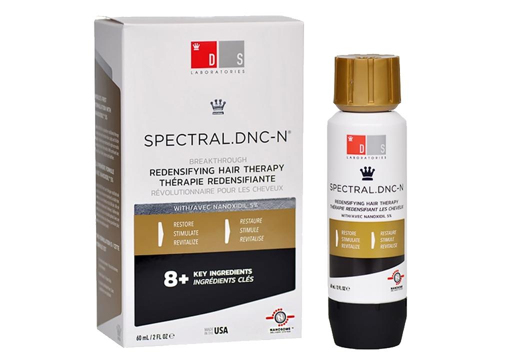 DS Laboratories sérum proti vypadávání vlasu s Nanoxidilem SPECTRAL DNC-N