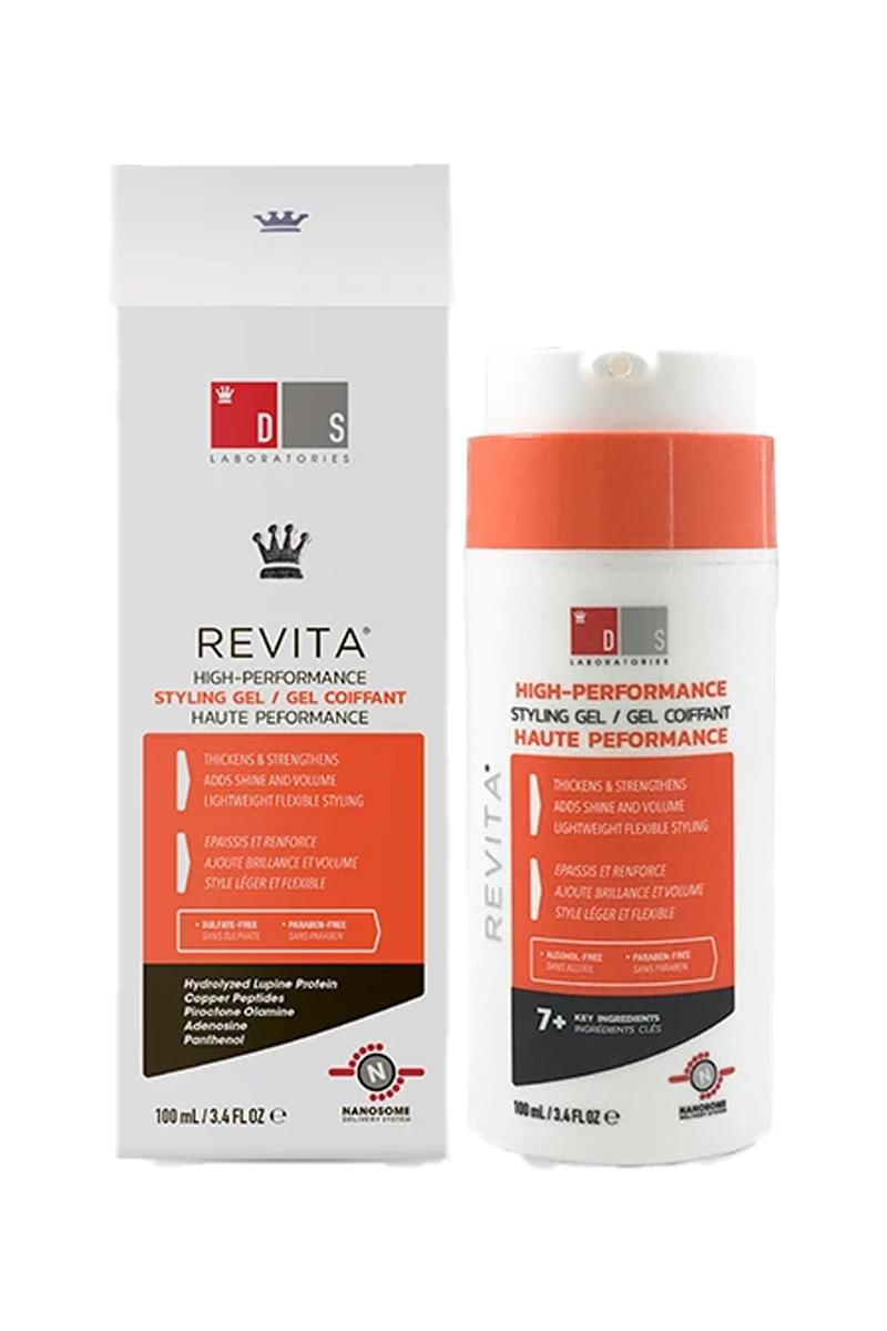 DS Laboratories styling gel pro růst vlasů REVITA