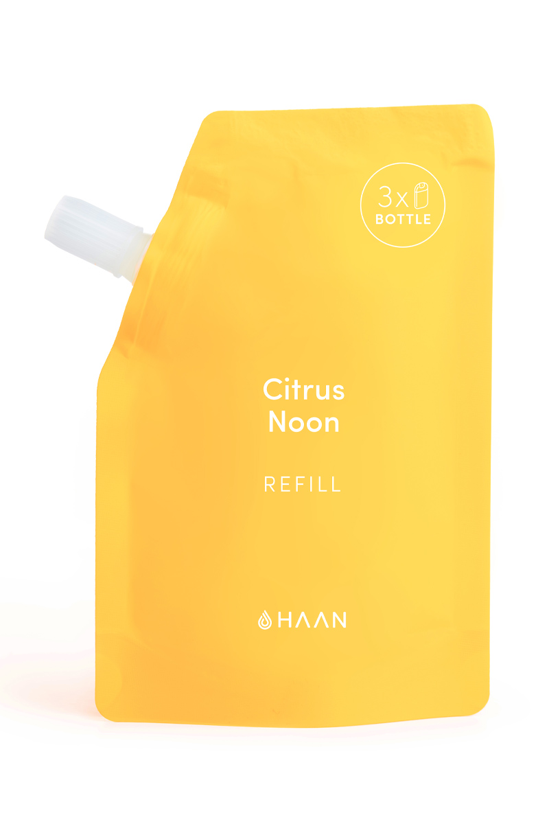 HAAN Citrus Noon - náhradní náplň do antibakteriálního spreje