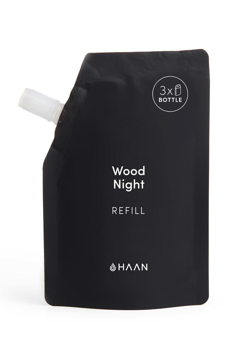HAAN Wood Night - náhradní náplň do antibakteriálního spreje
