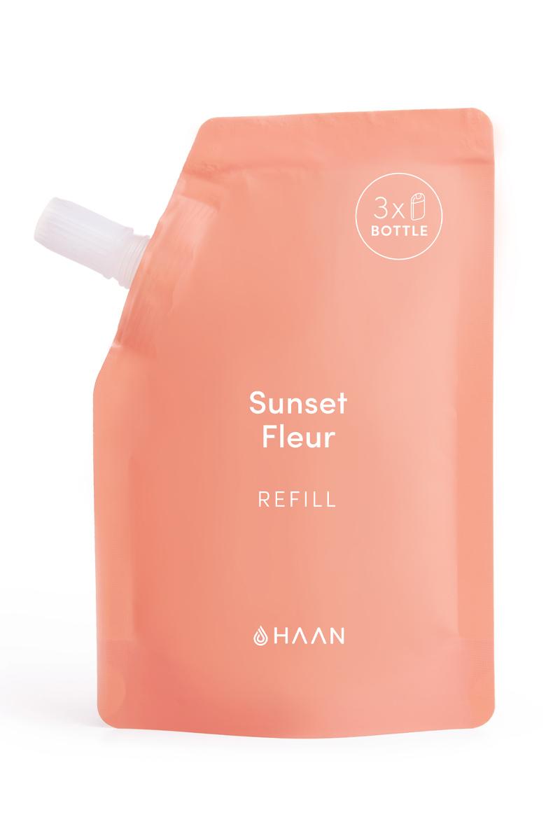 HAAN Sunset Fleur - náhradní náplň do antibakteriálního spreje