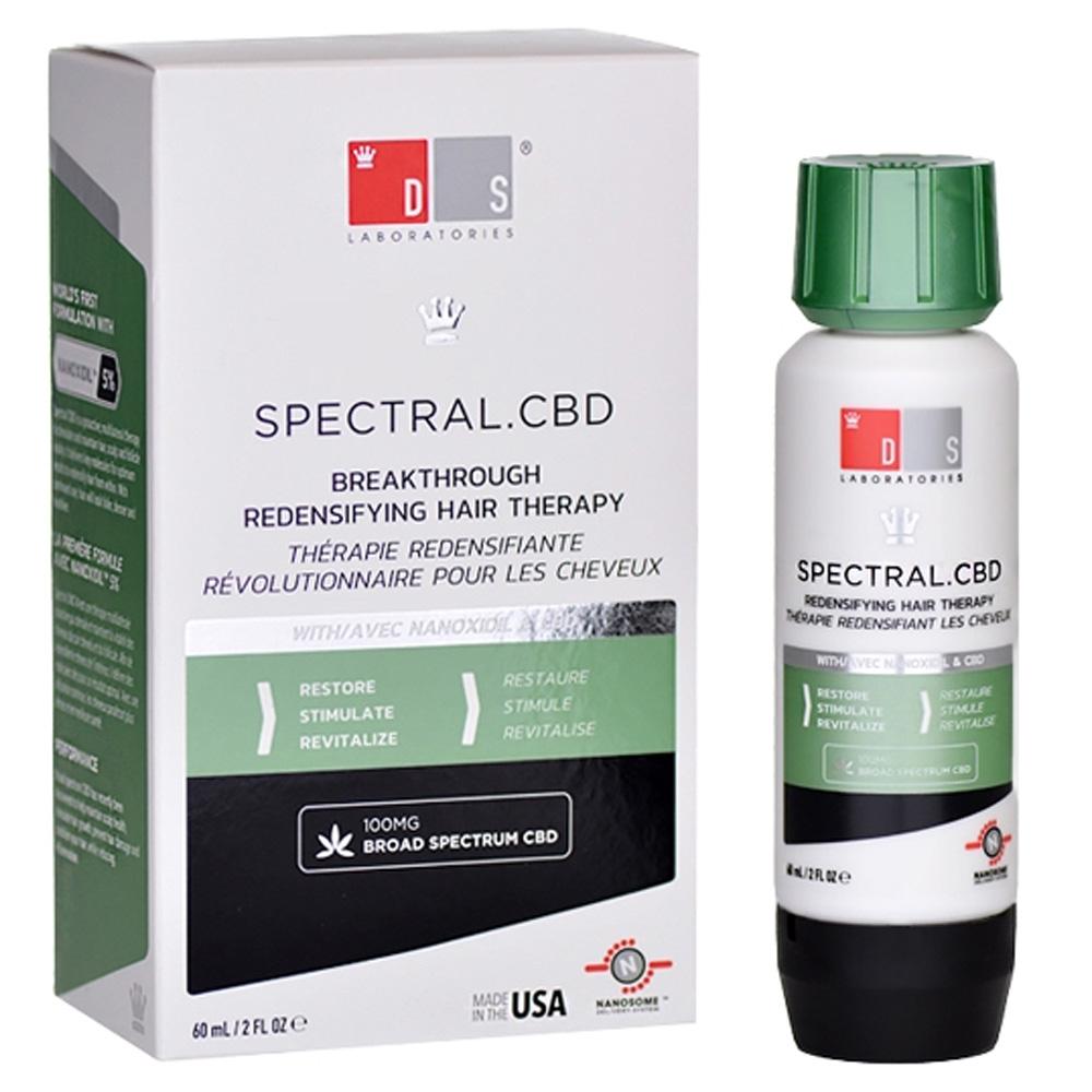 DS Laboratories sérum proti vypadávání vlasů s Nanoxidilem SPECTRAL CBD