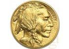 American Buffalo zlaté investiční mince