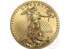 American Eagle zlaté investiční mince