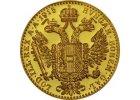 Novoražba zlaté investiční mince Rakousko