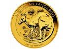 Kangaroo zlaté investiční mince