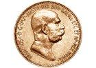 Zlaté mince Rakousko Uhersko