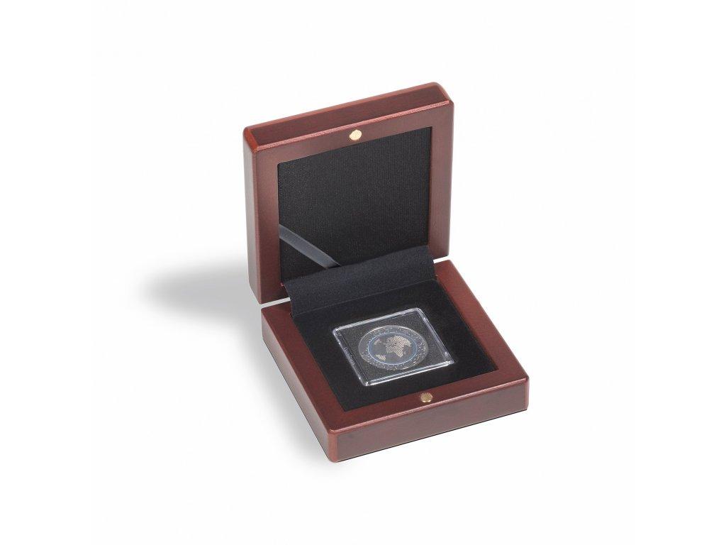Univerzální hnědá krabička pro 1 minci do váhy 1oz