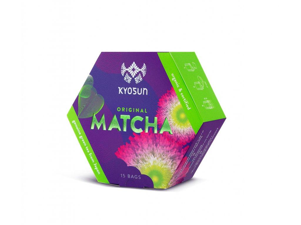 kyosun matcha krabicka