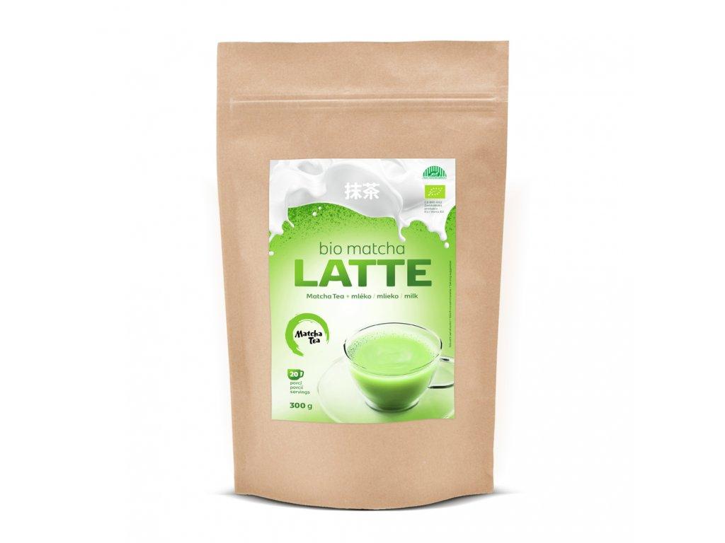 341 1 bio matcha latte 300 g