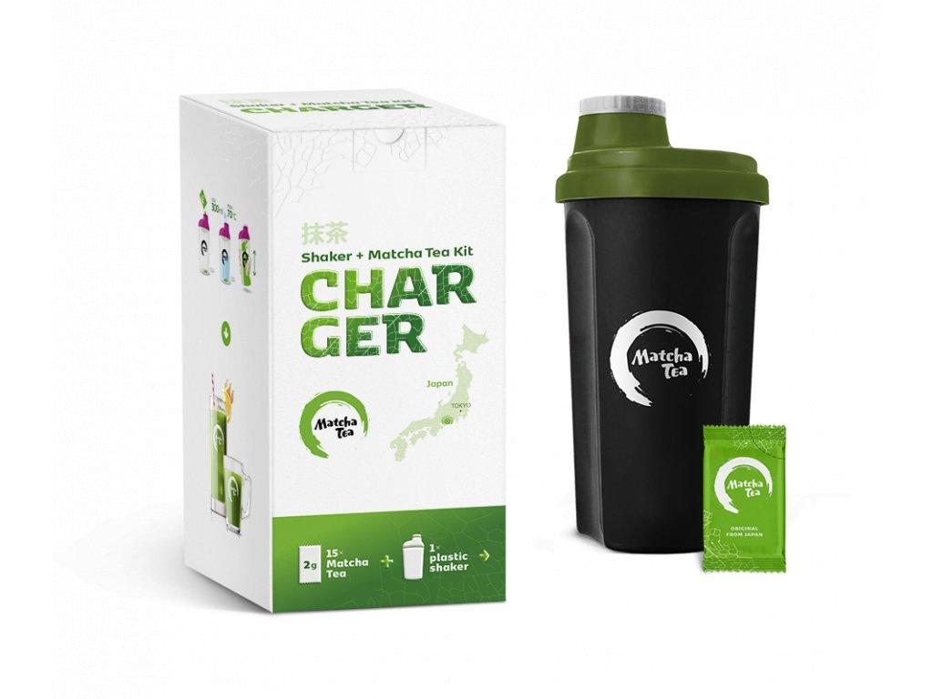 Matcha tea charger A500