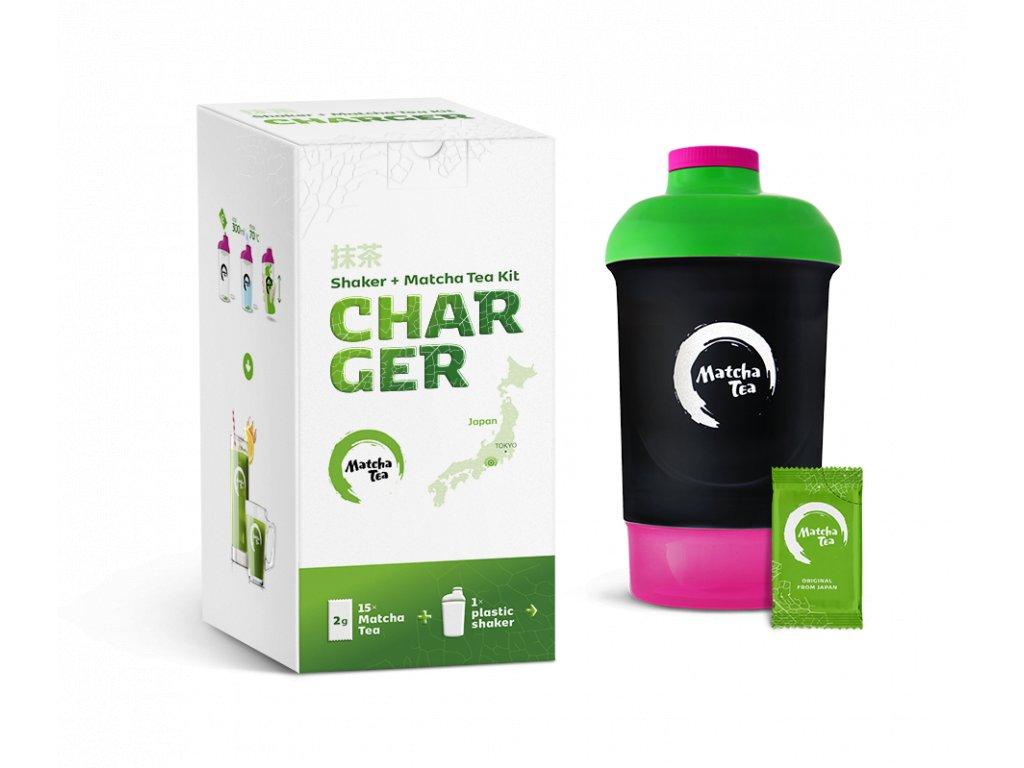 Matcha tea charger FZC300