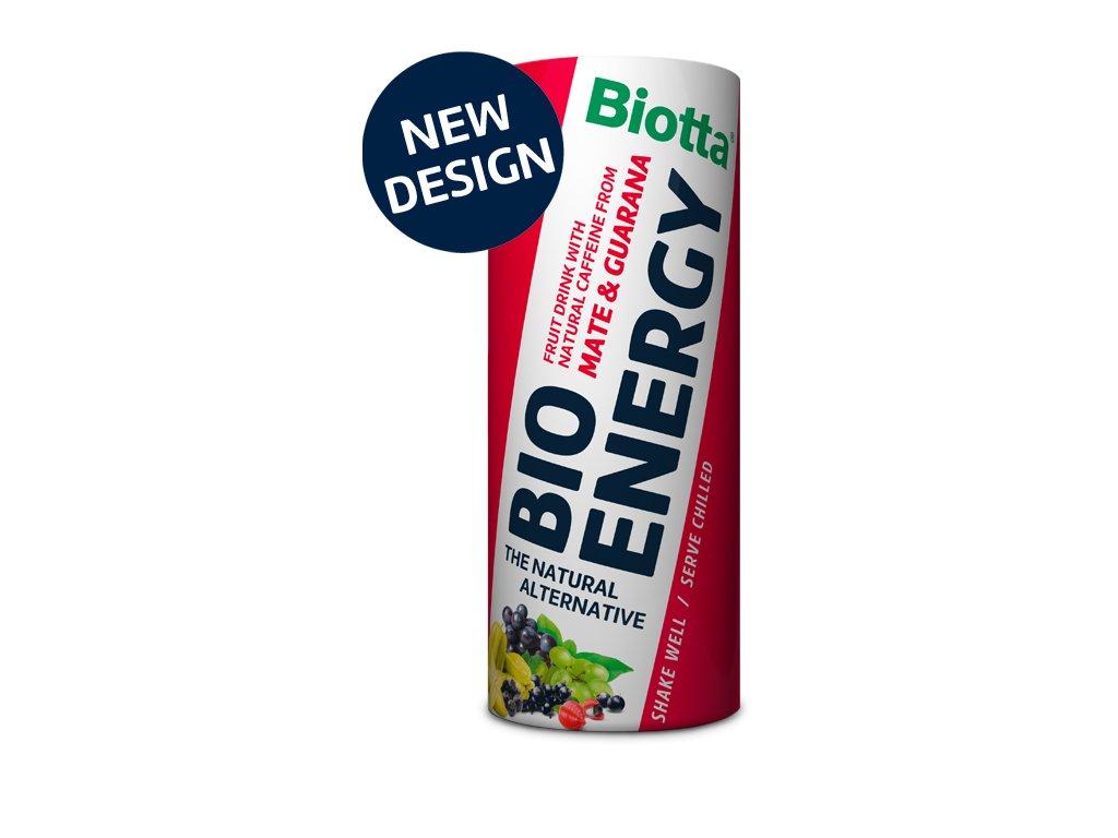 Biotta Bio Energy drink - akcia 5+1 zdarma