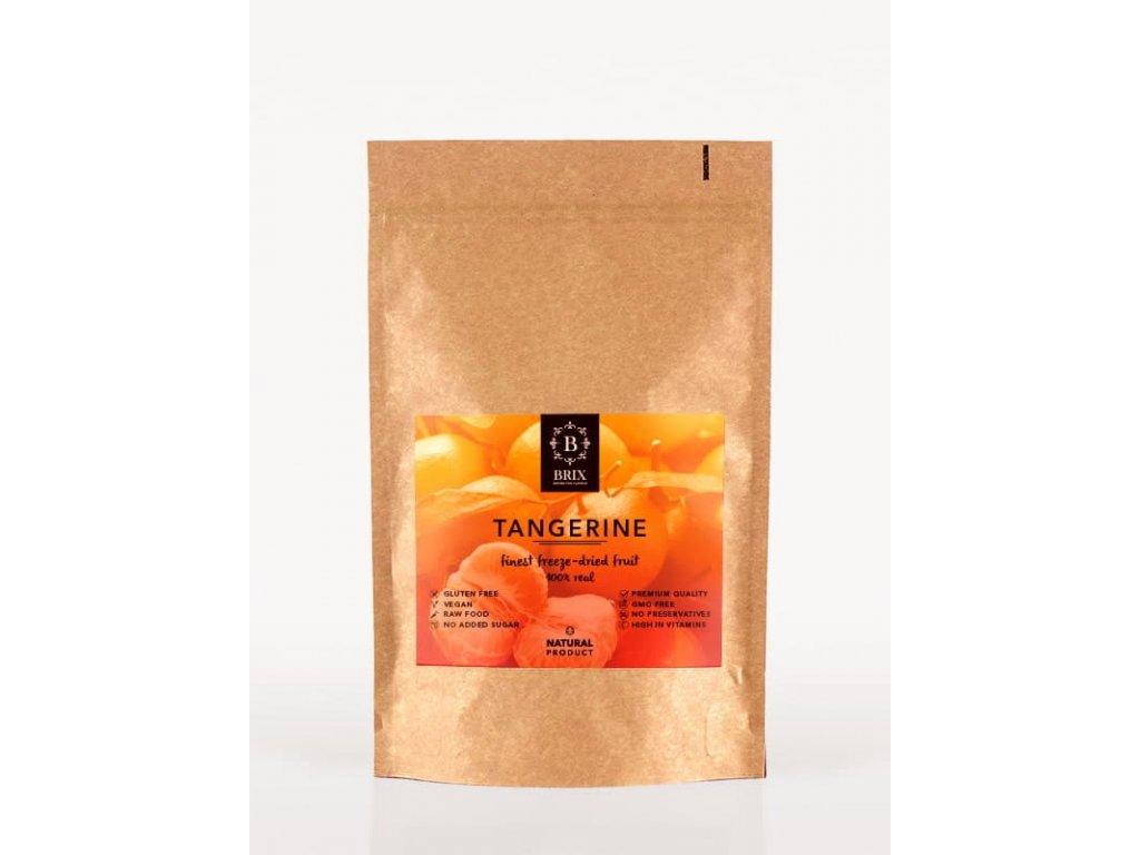 Mrazom sušená mandarínka 15g -