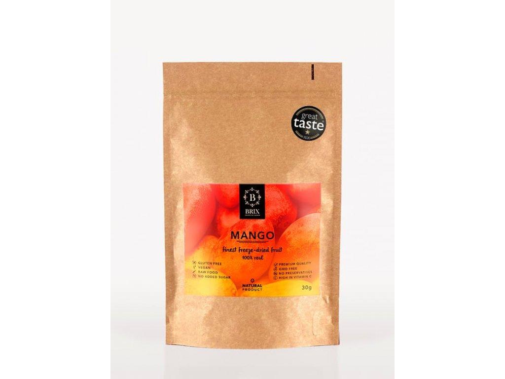 Mrazom sušené mango 30g -