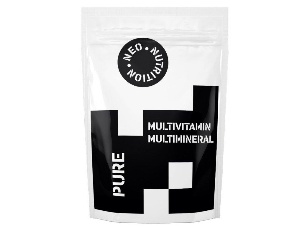 Multivitamín a Multiminerál 100g Neo Nutrition