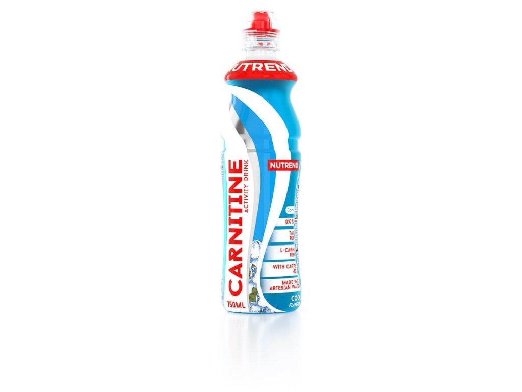 CARNITINE ACTIVITY DRINK s kofeínom - cool, 750 ml
