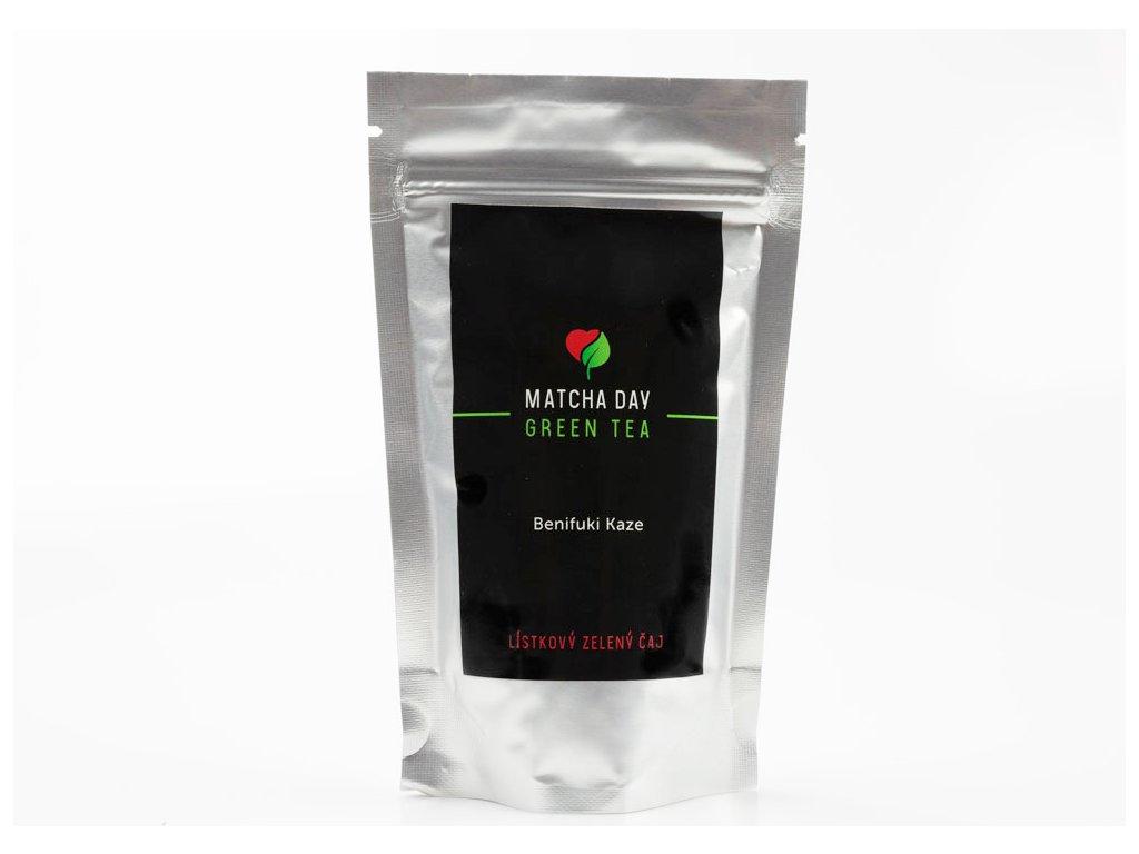 Matchaday.sk Benifuki Kaze organic 50g (ALU sáčok)