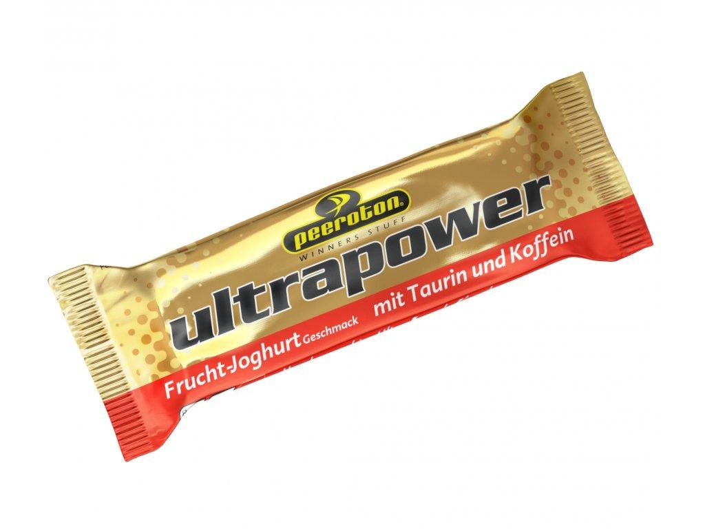 ultrapower tycinka ovsena jogurtova taurin kofein 70g 172