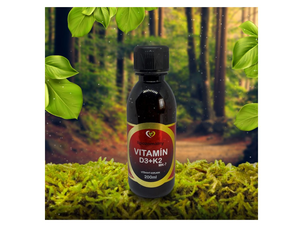 lipozomalny vitamin d3 k2