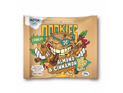 LifeLike Cookies Almond cinnamon 100g