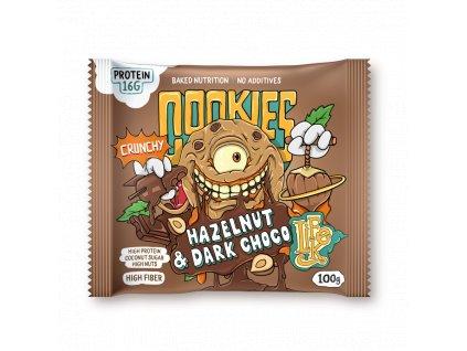 LifeLike Cookies Hazelnut Chocolate 100g