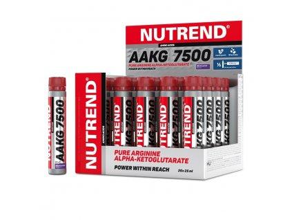 AAKG 7500 - čierna ríbezľa 20x25 ml