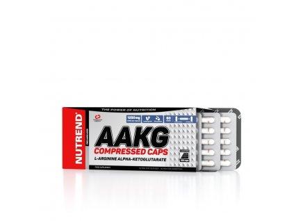 AAKG COMPRESSED CAPS 120 kapsúl
