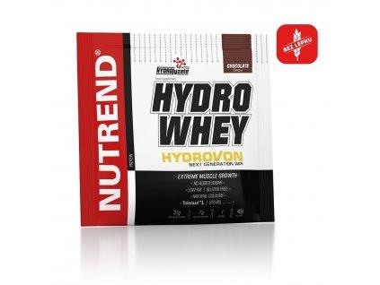 HYDRO WHEY - čokoláda - 40 g