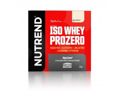 ISO WHEY PROZERO - biela čokoláda - 25 g
