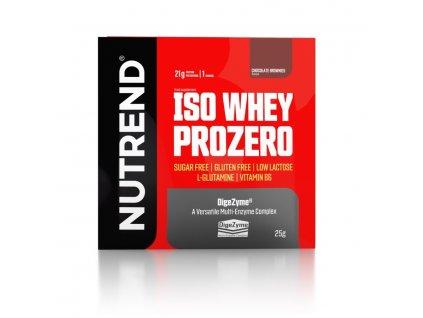 ISO WHEY PROZERO - čokoládové brownies - 25 g