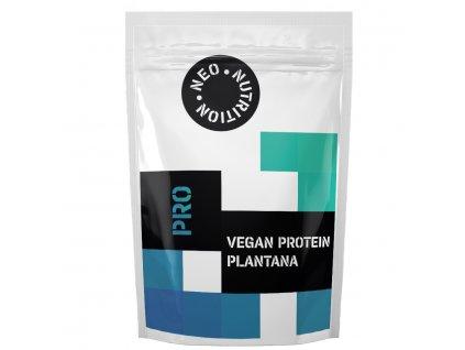 Vegánsky proteín Plantana Čokoláda 1kg Neo Nutrition