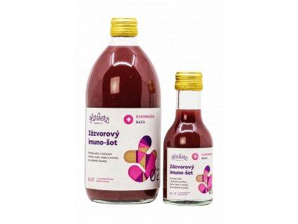 Immunity shot #2 Echinacea & Baza 0.1l